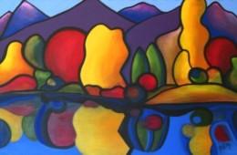Paula's Fruit Landscape