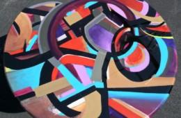 Swirl Table
