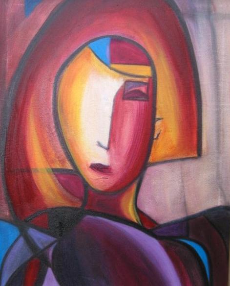 Industrial Woman